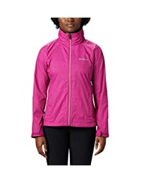 Columbia Switchback III Chamarra Impermeable y Transpirable para Mujer
