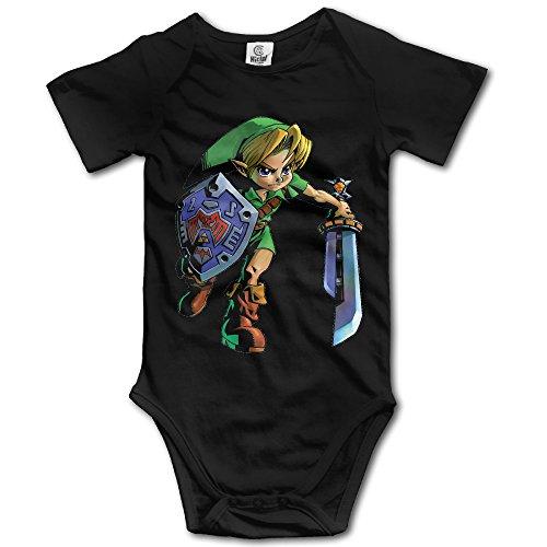 Elnory The Legend Of Zelda Baby Funny Triangle - Imaginext Skateboard