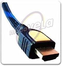 Modavela Cable HDMI DE 1.5 hasta 30 Metros (3 Metros, Negro)