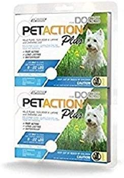 PetAction Plus for Dogs flea