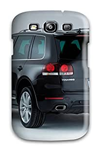 Hot FaEFSIL28463ANHcE Case Cover Protector For Galaxy S3- Volkswagen Touareg 10