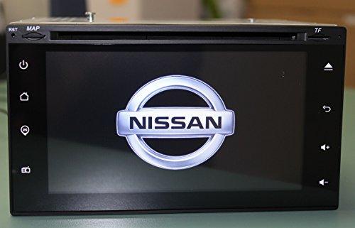 OttoNavi Nissan OEM Radio Replacement 6.2