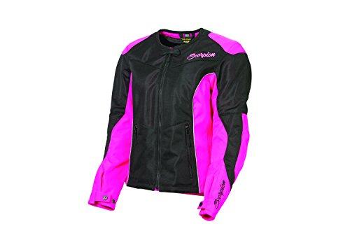 ScorpionExo Verano Women's Textile Sport Motorcycle Jacket (Pink, XX-Large) by Scorpion (Image #2)