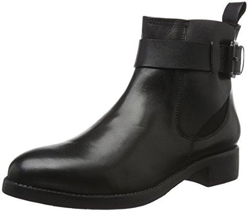 48926 Detail Strap Damen Bianco Boots W Chelsea 27 nWp4xx8qv