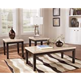 Signature Design by Ashley Wilder 3 Piece Occasional Table Set