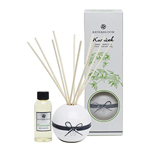 BATH and BLOOM Karawek Diffuser Oil Set 100 ml.