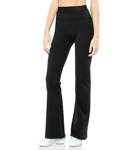 Spanx Active Women's Plus Size Power Pant Black Pants 3X X 32