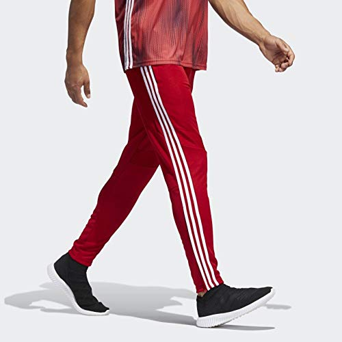 adidas Men's Soccer Tiro 19 Training Pant, Power Red/White, 3X-Large by adidas (Image #3)
