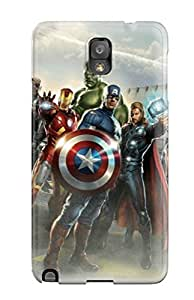 Hot New The Avengers 30 Case Cover For Galaxy Note 3 With Perfect Design