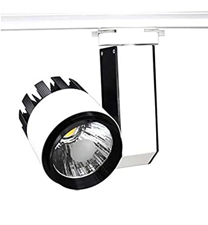 Proyector de carril 20W LED 3000K MODELO5: Amazon.es: Iluminación