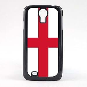 Case Fun Case Fun England Flag Snap-on Hard Back Case Cover for Samsun Galaxy S4 Mini (I9190)