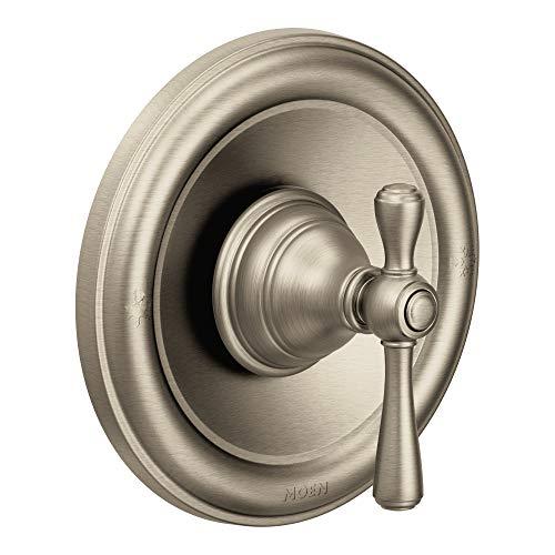 Moen Kingsley Moentrol Tub/Shower Valve Trim Kit without Valve, Brushed Nickel