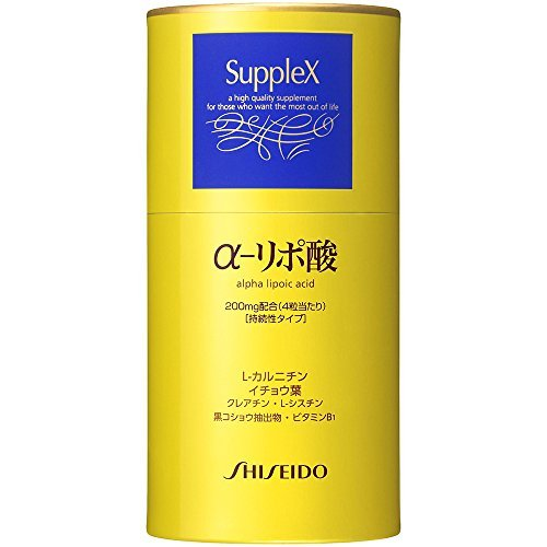 Shiseido Supplex Alpha - lipoic acid N 120 granules