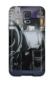 For Galaxy Case, High Quality Neon Genesis Evangelion For Galaxy S5 Cover Cases 2014129K24382130