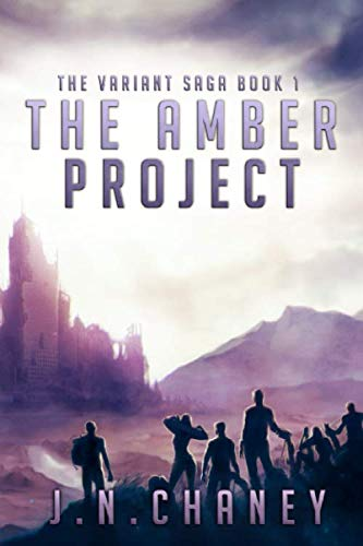 The Amber Project (The Variant Saga)