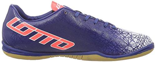 Lotto Herren Lzg VIII 700 ID Fußballschuhe Blau (BLU TWI/RED FL)