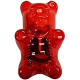 4D Master Red Gummi Bear Skeleton Anatomy Model