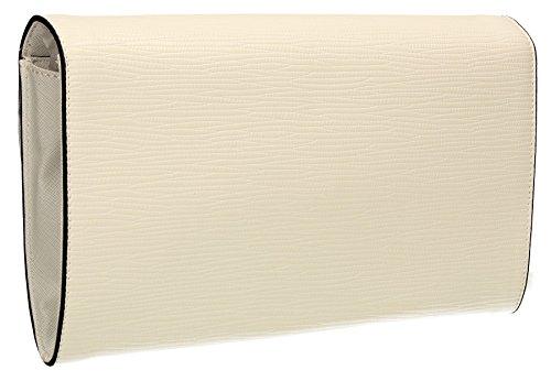pour femme Unique SwankySwans Pochette Taille blanc ZqHxAP5z