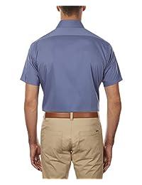 Arrow - Camisa de manga corta para hombre, corte regular