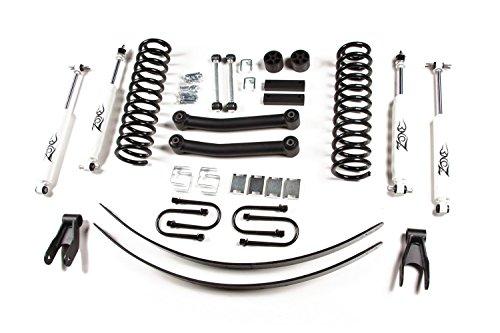 jeep xj lift kit suspension - 4