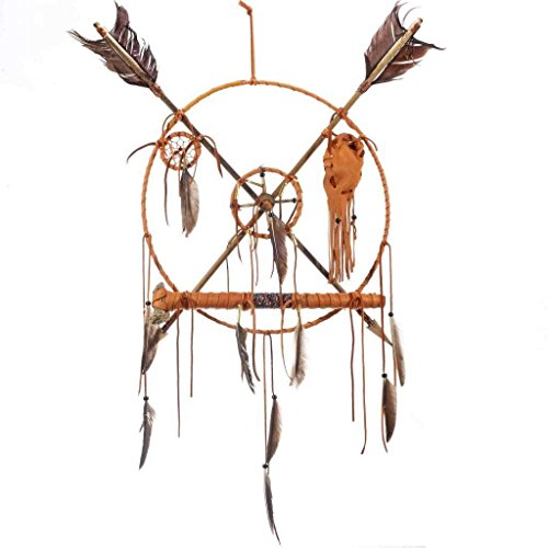 Medicine Wheel Indian Peace Pipe Southwest Display 0477