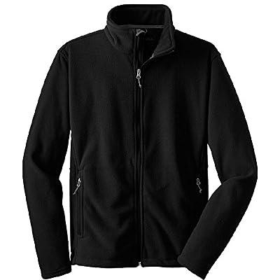 Cheap Joe's USA Mens Soft Midweight Fleece Jackets in Regular, Big & Tall