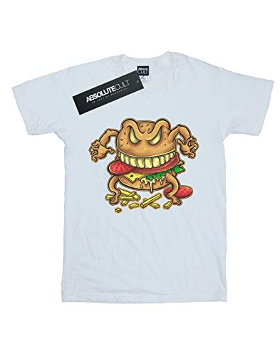 Del Mujer Camiseta Drewbacca Curse Burger Of Fit The Blanco Novio wqYqp