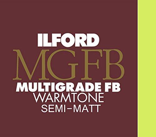 Ilford Multigrade FB Warmtone Fiber Base Paper (5 x 7