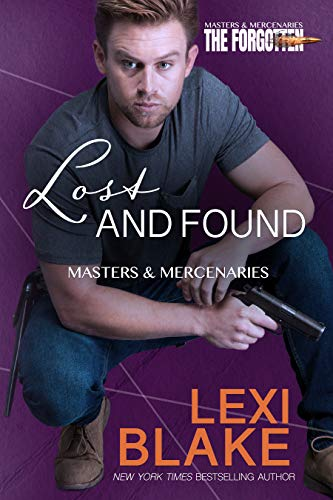 Pdf Romance Lost and Found (Masters and Mercenaries: The Forgotten Book 2)