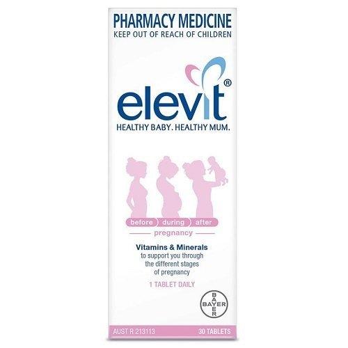 elevit-pregnancy-30-tablets