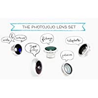 Cell Lens Set - All the Lenses for Apple iPhones, iPads and Android phones