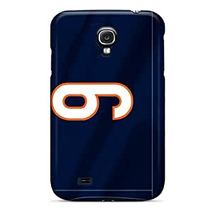 AlissaDubois Samsung Galaxy S4 Excellent Hard Cell-phone Cases Customized HD Chicago Bears Series [hje7130zJJc]