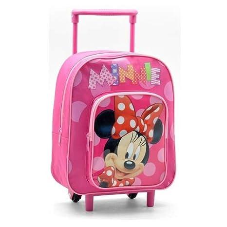 Disney Minnie Mouse AR643/17908 - Mochila Carro Capacidad 28 x 12 x ...