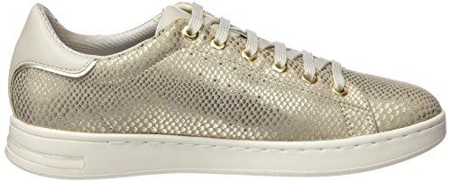 basse oro A Sneakers Geox Jaysen da lt donna D oro 1x41ISqwP