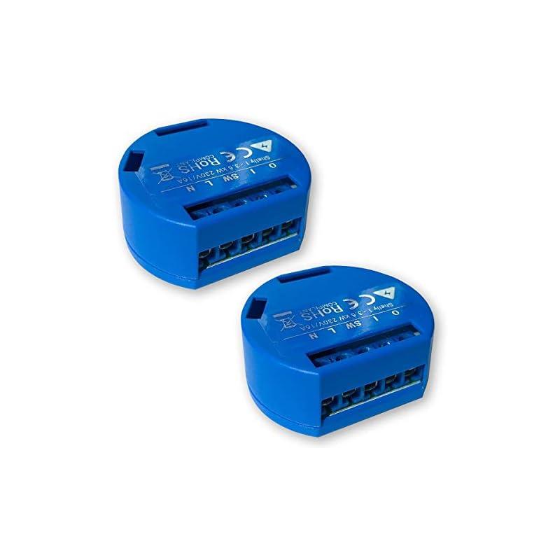 SHELLY 1 One Smart Relay Switch Wireless