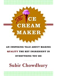 Amazon quality control kindle store the ice cream maker an inspiring tale about making quality the key ingredient in everything fandeluxe Choice Image
