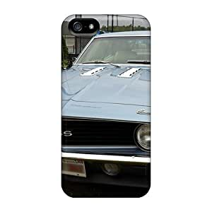 High Impact Dirt/shock Proof Diy For Iphone 5/5s Case Cover (camaro Ss 396 Take 2)
