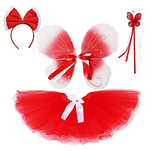 Fairy Outfits For Girls Recital Tutu Costume Party