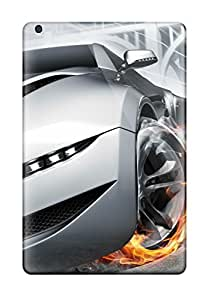 New Style CaseyKBrown Hard Case Cover For Ipad Mini/mini 2- Ultimate Race