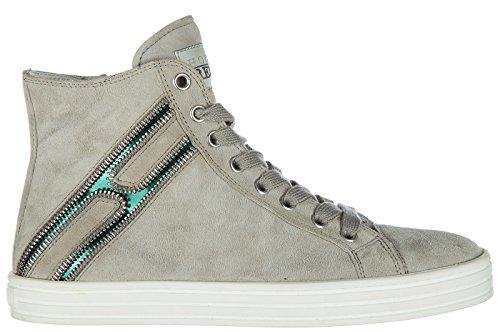 Chaussures Rebelle Beige Hogan zKSQ4msp8K