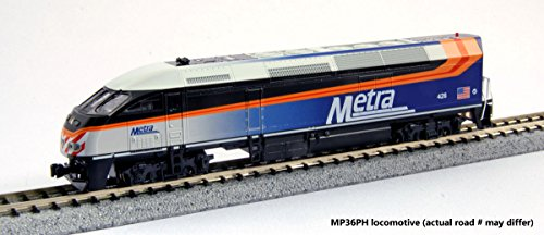 Review Kato USA Model Train