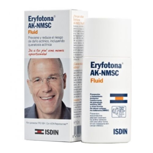 SUNSCREEN ISDIN ERYFOTONA AK-NMSC spf100+ FLUID 50ml. NON-MELANOMA SKIN by Sunscreen