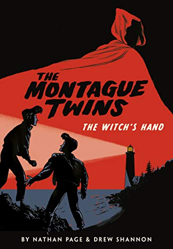 Book Cover: The Montague Twins: The Witch's Hand
