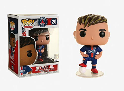 - POP! Football: PSG: Neymar Jr. Vinyl Figure Standard