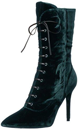 Charles David Womens Loretta Fashion Boot Verde Smeraldo