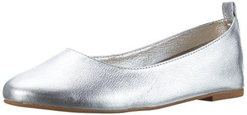 6272 Ballerine London 16 Donna Zs Buffalo silver Soft Tumbled Argento YqEZ1