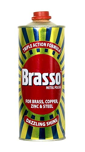 Buy Brasso Liquid Metal Polish 100ml Online At Low Prices In India Amazon In