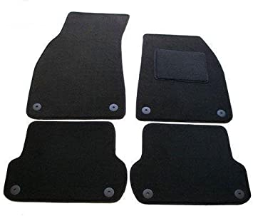 Seat Exeo 2009 2010 2011 Tailored LUXURY 1300g Car Mats GREY
