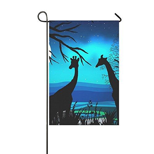 Outdoor Lighted Giraffe in US - 1