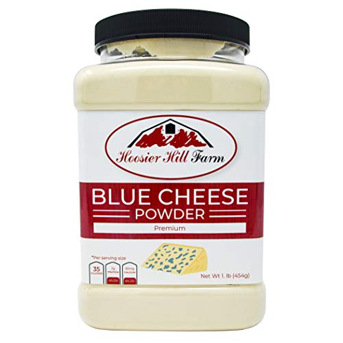 Blue Cheese Powder by Hoosier Hill Farm 1 lb, hormone free.